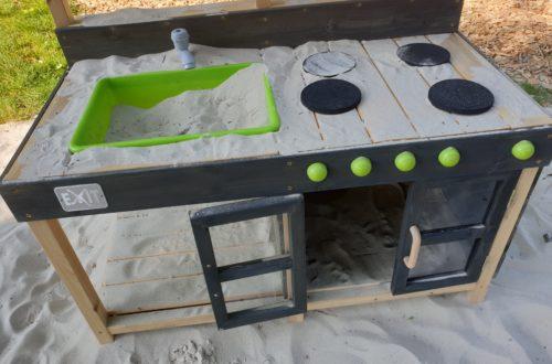 Außengelände Outdoor Spielküche 2