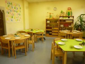Kinderrestaurant Bärengruppe